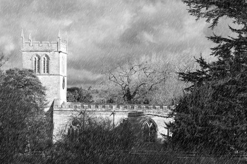 Cottesbrooke Church