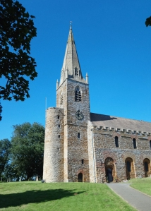 Brixworth Church