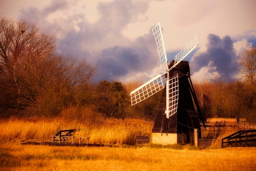 Fenland Wind Pump
