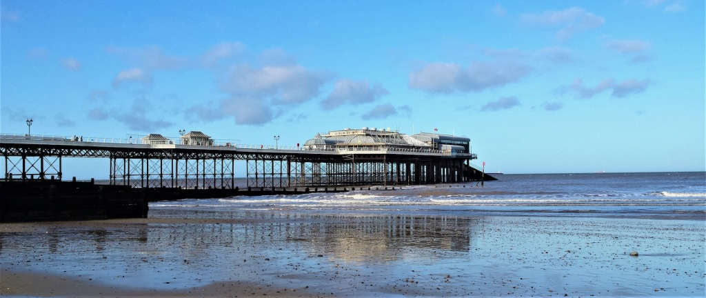 A Calm Day at Cromer
